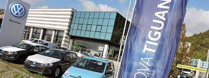 Autovalle vendita auto e service Volkswagen a Prevalle, provincia di Brescia