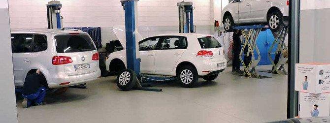 Officina autorizzata Volkswagen a Prevalle, provincia di Brescia