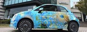 EXPO 2020: a Dubai con FIAT 500