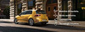Nuova Volkswagen Golf da Autovalle a Brescia